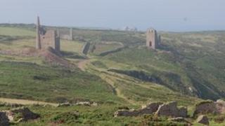 Rugged cliff tops and mining heritage