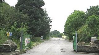Former Rossington Colliery
