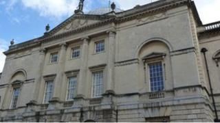 Guildhall in Bath