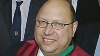 Mr Nayef El-Barghouty