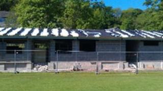 Oughtibridge War Memorial Sports Pavilion