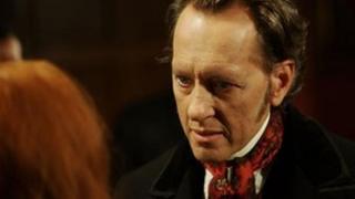 Richard E Grant in The Crimson Petal and the White