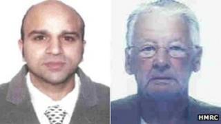 Mohammed Karim and Raymond Bowden