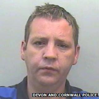 Malcolm Norwood. Pic: Devon and Cornwall Police