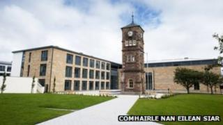 New Nicolson Institute