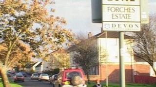 Forches Estate in Barnstaple
