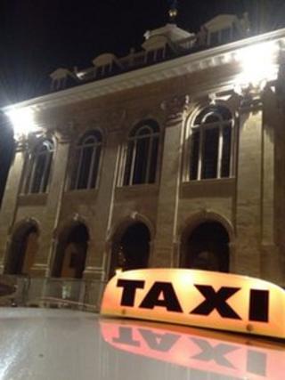 The Abingdon Taxi