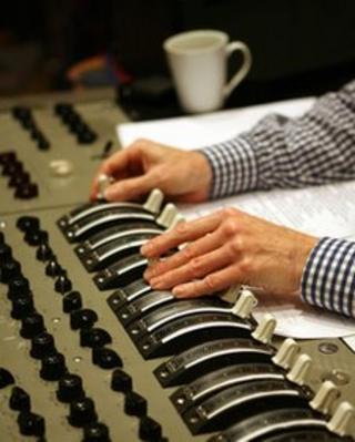 Recording studio still