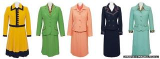Thatcher outfits to be sold at Christie's