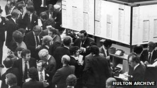 Traders in the 1970s