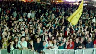 Jersey Live, 2012