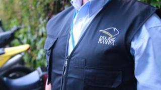 Isle of Wight Council CSO uniform