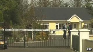 The little boy was found dead at a house in Charleville