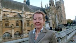 Former Cambridgeshire Chief Constable Julie Spence