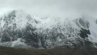 Y Garn, Snowdonia