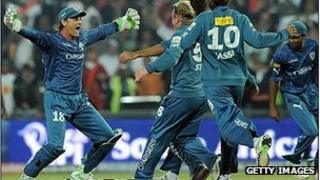 Deccan Chargers beat Bangalore to win IPL in 2009