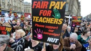 Teachers' strike