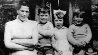 McConville family