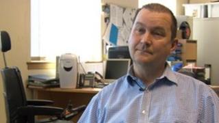 Peter Millington, Disabled Resource Centre