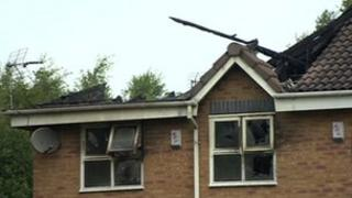 Wigan arson attack