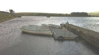 Gladhouse Reservoir Pic: Brian Innes