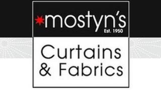 Mostyns logo