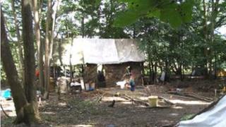 Diggers 2012 camp