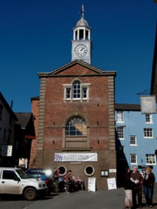 Bishop's Castle Town Hall