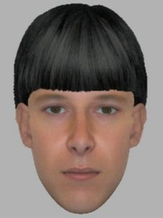 Sex attacker e-fit
