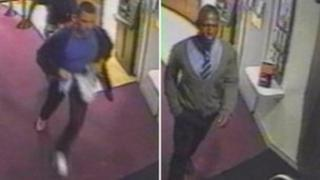 CCTV of two suspects