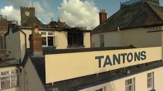 Tantons Hotel, Bideford