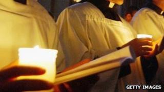 Catholic Mass - file pic