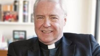 The Right Reverend Christopher Lowson