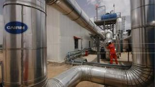 Cairn Energy Rajasthan training facility