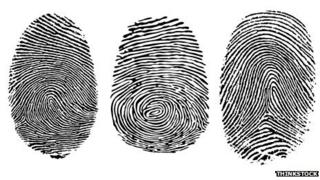 fingerprint types
