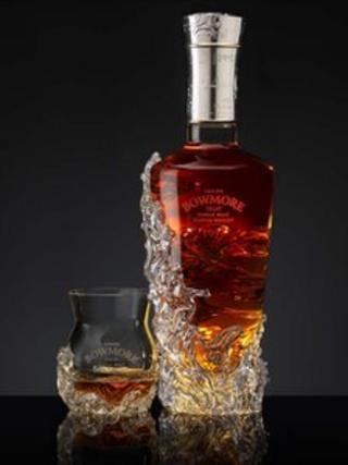 Bowmore 57 bottle