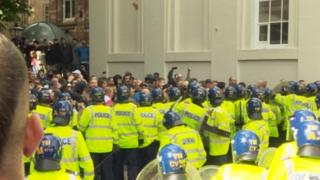 The EDL demo
