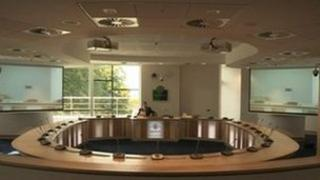 Chamber in Down District Council