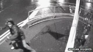 Cycle 100 CCTV footage