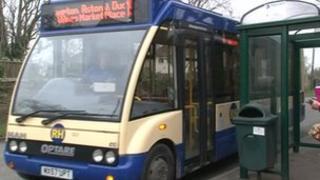 RH Transport buses
