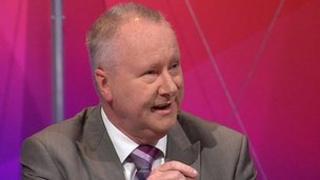 Alex Neil, SNP on Question Time