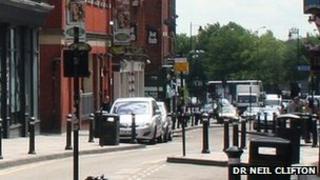 King Street, Wigan