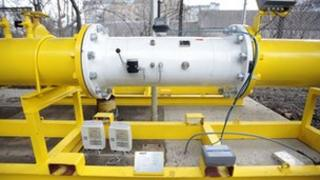 Energy Assets gas meter