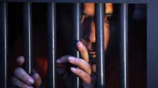 Inmate of Fraijanes II jail