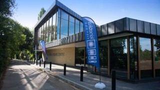 Godalming's new leisure centre