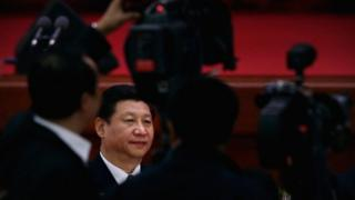 Xi Jinping in Beijing, September 2012