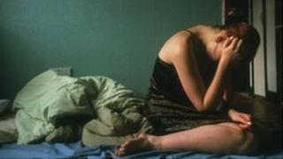 human trafficking girl generic