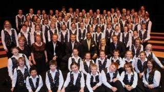 Scunthorpe Co-operative Junior Choir