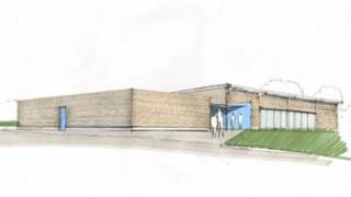 Artist impression of new-look Charles Hill Centre