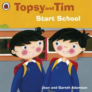 Topsy and Tim cover